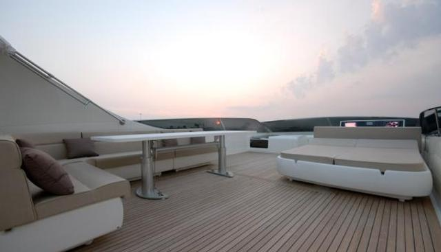 86' Canados 86 2008 Charter Yacht - 3