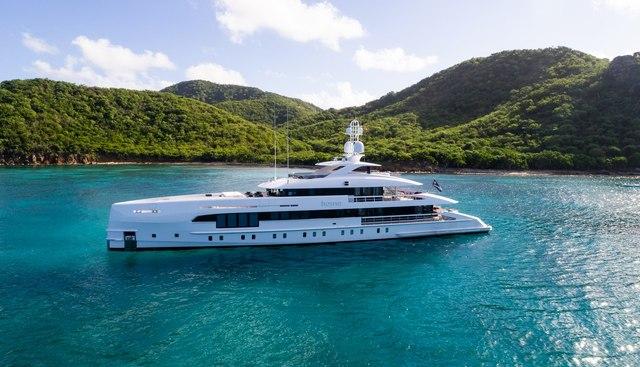 Ela Charter Yacht