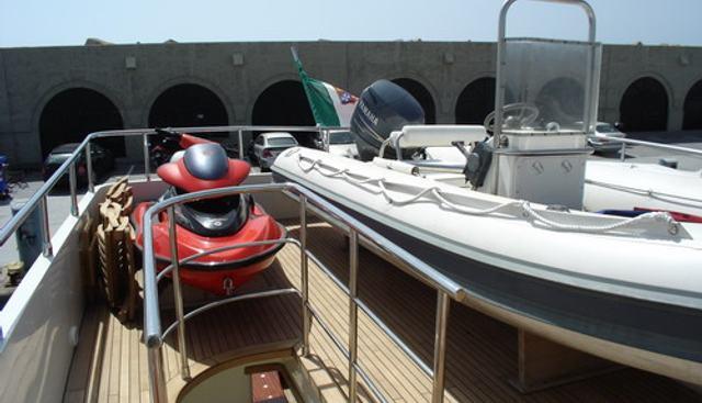 Bugia Charter Yacht - 8