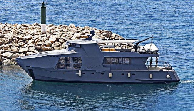 Samy Charter Yacht - 2
