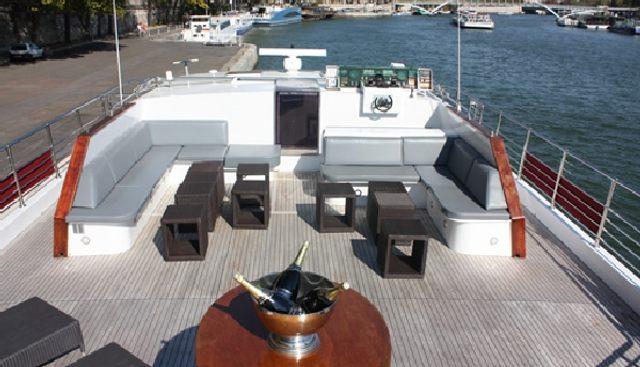 Perseus Star Charter Yacht - 3