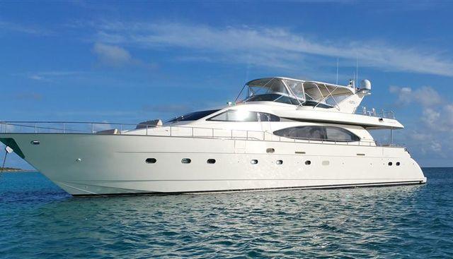 Conundrum Charter Yacht