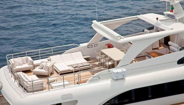 La Chilonga II Charter Yacht - 3