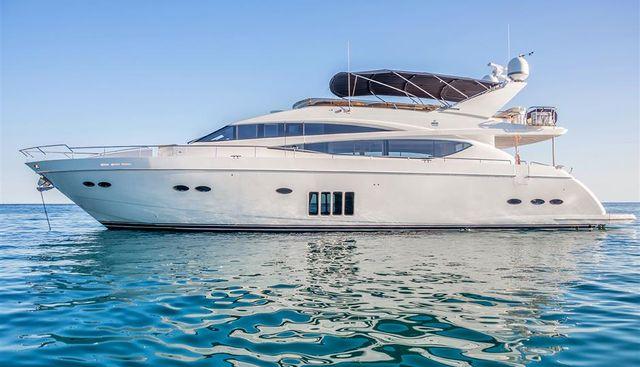 Insieme Charter Yacht