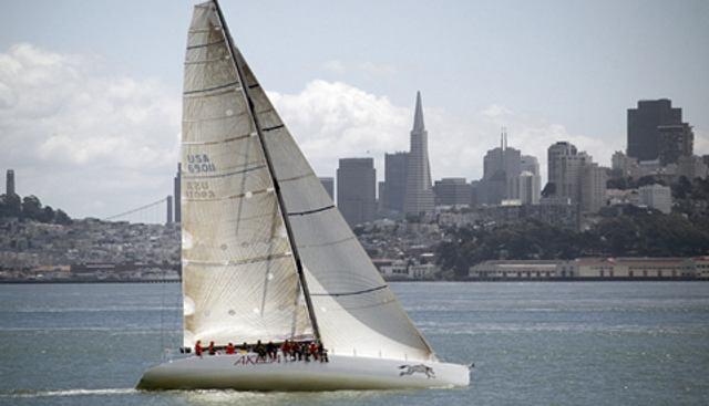 Akela Charter Yacht - 2