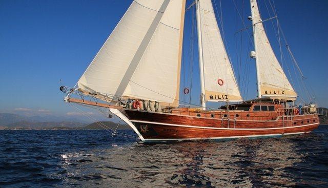 Biliz Charter Yacht - 3