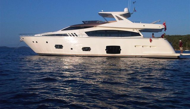 Elevation Charter Yacht