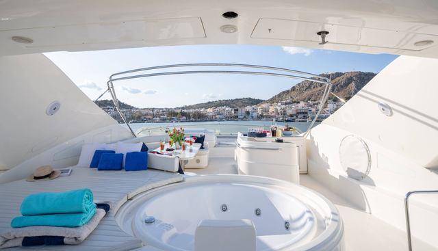 Estia Yi Charter Yacht - 2