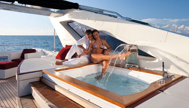 Illusion 8 Charter Yacht - 3