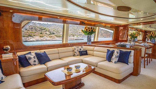 Estia Poseidon Charter Yacht - 8