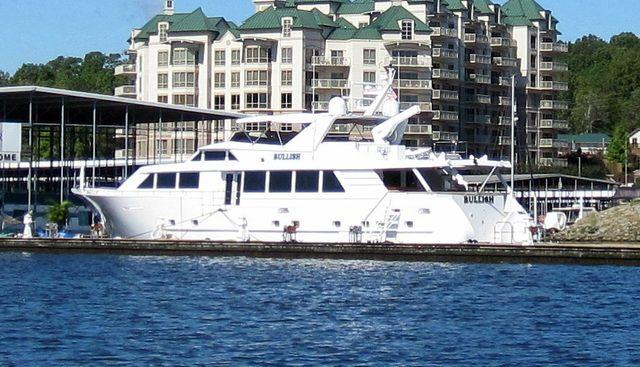 Abigail Charter Yacht