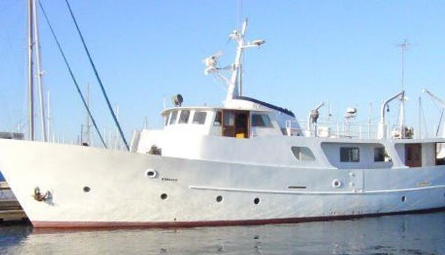Mongoose Charter Yacht