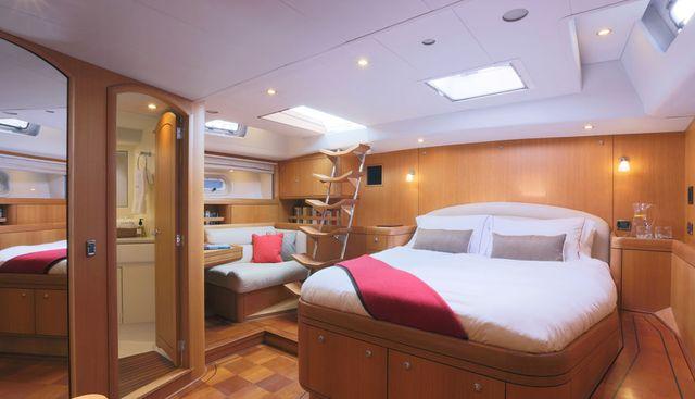 Sarita of Iken Charter Yacht - 7