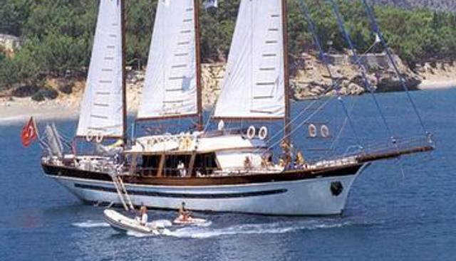 Barba Charter Yacht