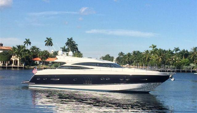 Pozehnany Charter Yacht