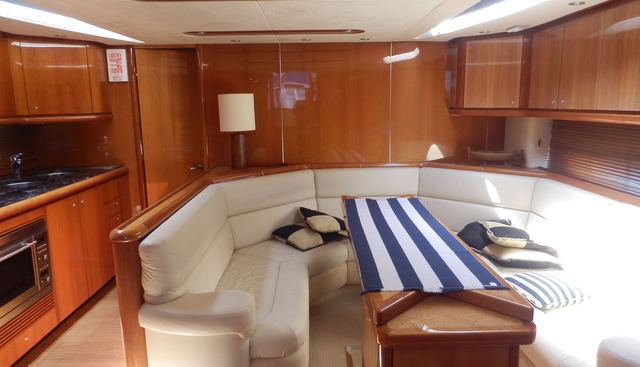 Lara Sofia Charter Yacht - 8