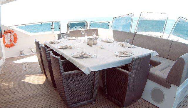 Melissa Charter Yacht - 4
