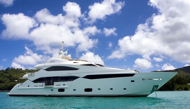 Lusia M Charter Yacht