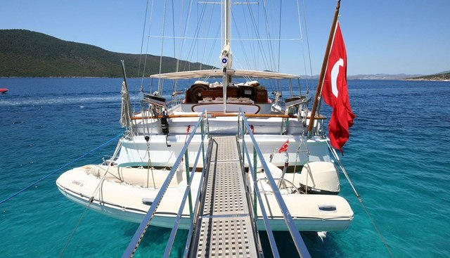 Caner IV Charter Yacht - 7