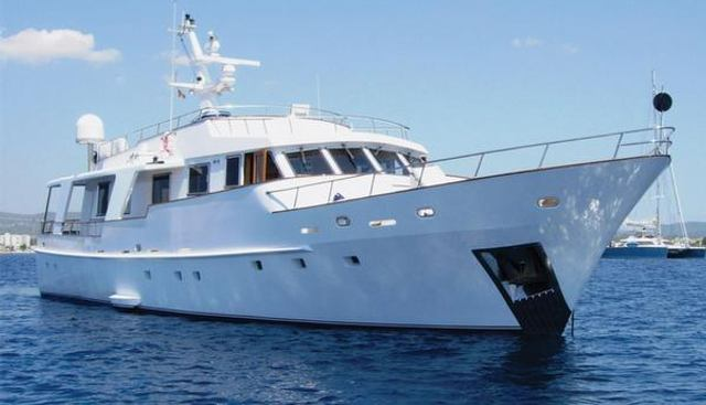 Sam Hay Charter Yacht - 2