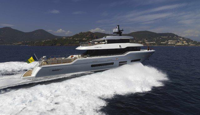 Tsa Tsa Charter Yacht - 8