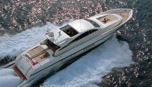 Clarita Charter Yacht - 2