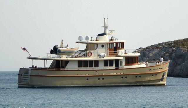 Magnolia Charter Yacht