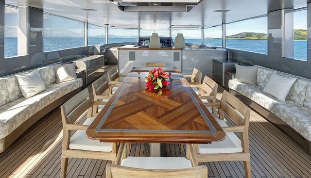 Loretta Anne Charter Yacht - 3