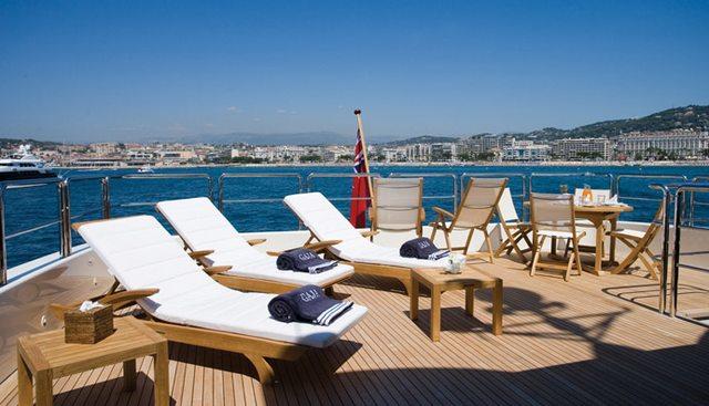 Gaja Charter Yacht - 4