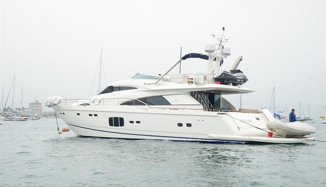 Mares Charter Yacht - 7