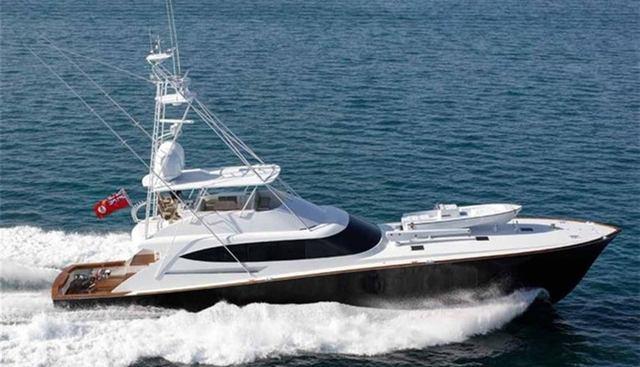 Satu Charter Yacht