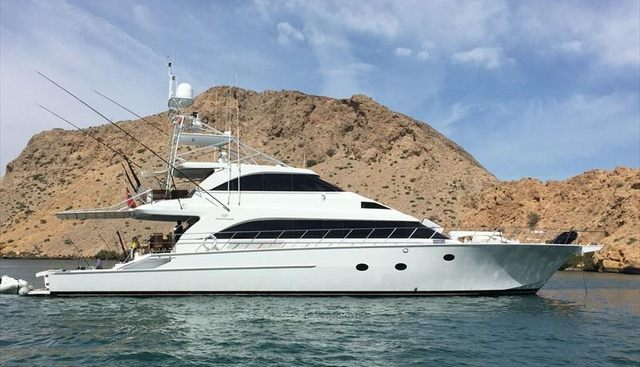 Boss Charter Yacht