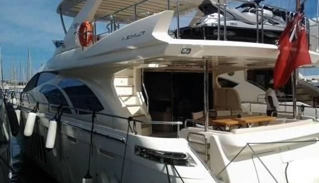 Azimut 78 Charter Yacht - 4