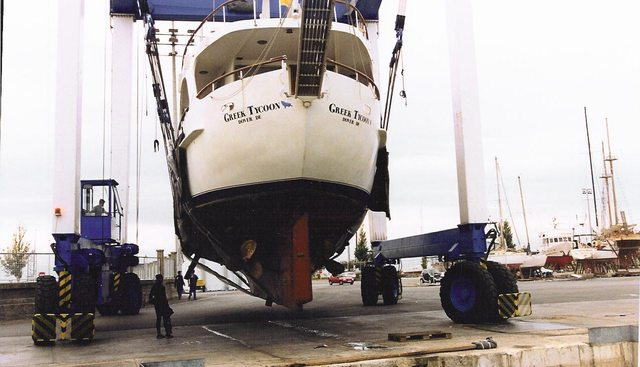 Greek Tycoon V Charter Yacht - 2