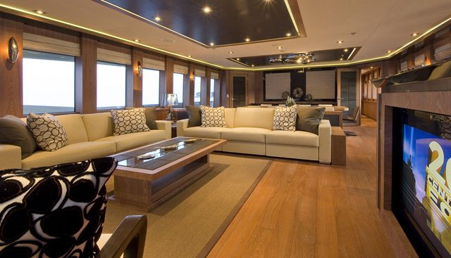 Stealth Charter Yacht - 7