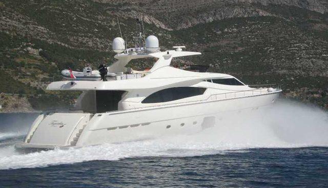 Tugarka Charter Yacht - 4