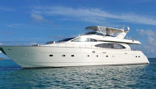 Day Dreamin' Charter Yacht - 2