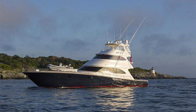 Grander Ambition Charter Yacht