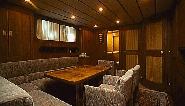 Simba Charter Yacht - 5