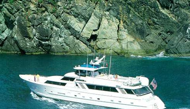 Envision Charter Yacht