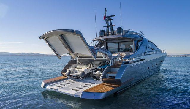 Pershing 8X / 01 Charter Yacht - 2