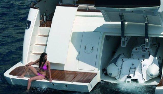 Tyamo Charter Yacht - 3