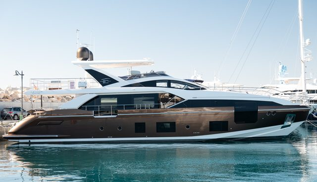 Iryna Charter Yacht