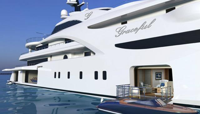 Graceful Charter Yacht - 5