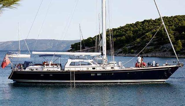 Grand Jubilee Charter Yacht