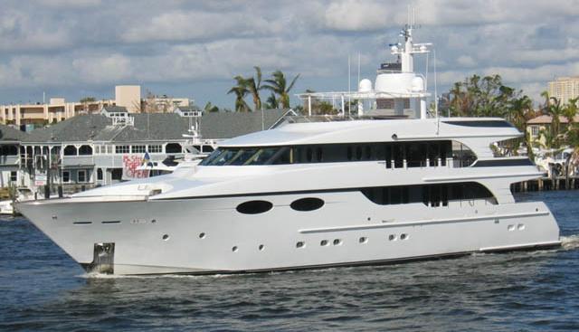 Princess GiGi Charter Yacht