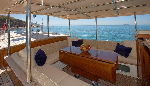 Kealoha Charter Yacht - 3