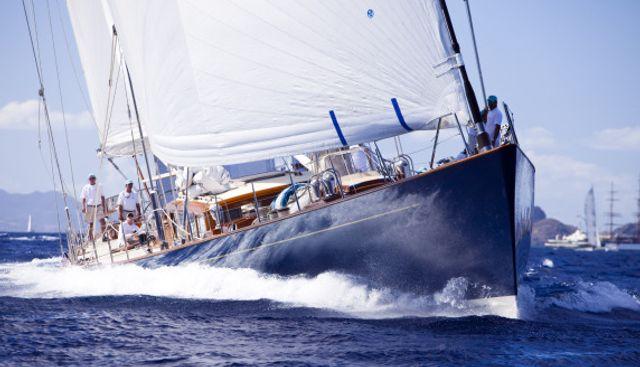 Rebecca Charter Yacht - 2