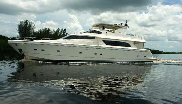 Lori Ann Charter Yacht
