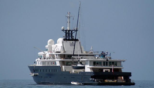 Le Grand Bleu Charter Yacht - 3